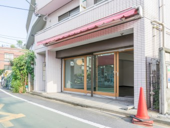 宇野マンション 1F店舗