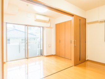 NCRe新宿中央公園 401号室