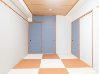 ドゥエル青木 204号室