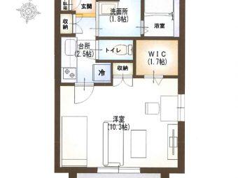 フォートレス中野新橋 202号室